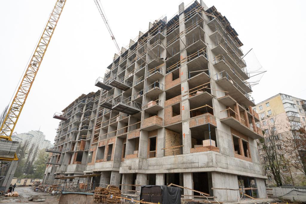 Динамика строительства по состоянию на 30.11.20