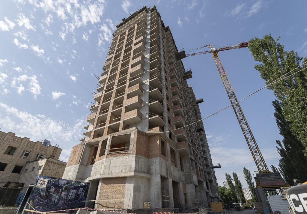 Динаміка будівництва станом на 30.06.2021