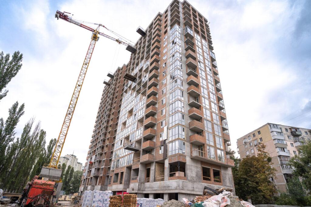 Динамика строительства по состоянию на 30.09.2021